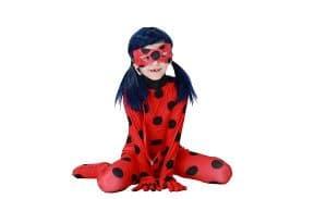 déguisement ladybug pour petite fille