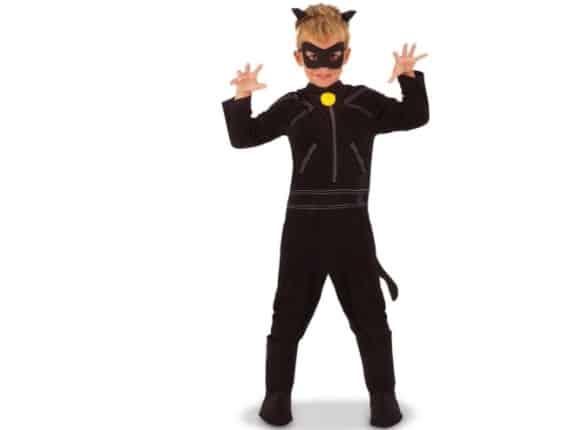 déguisement chat noir miraculous