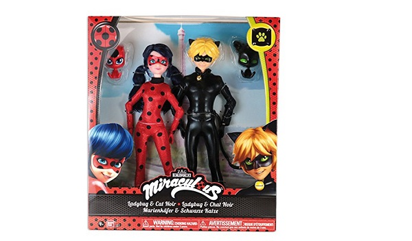 figurines miraculous