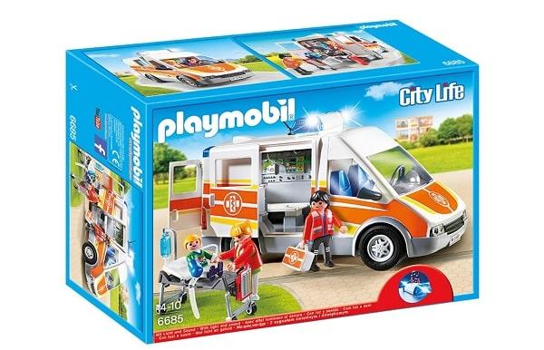 ambulance playmobil
