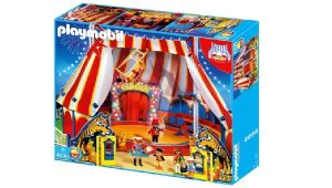 cirque playmobil