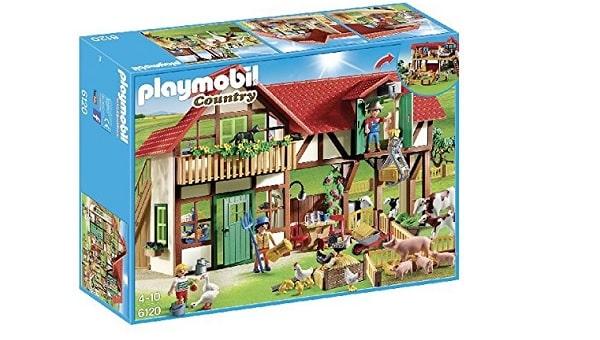 ferme playmobil