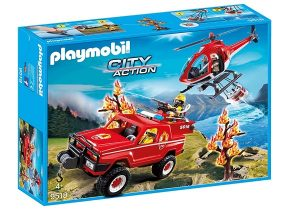 helicoptère playmobil