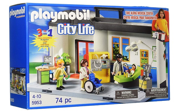 hopital playmobil