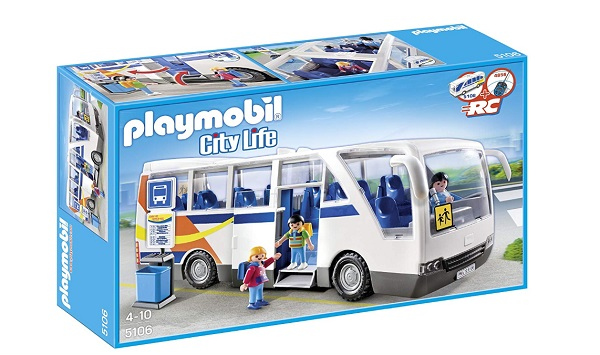 car scolaire playmobil