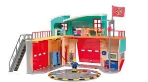 caserne pompier