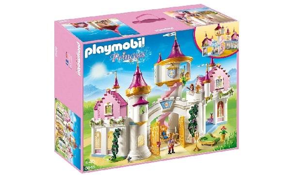 château de princesse playmobil