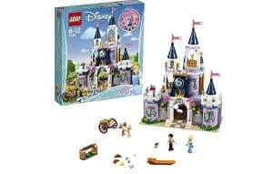 chateau de princesse lego