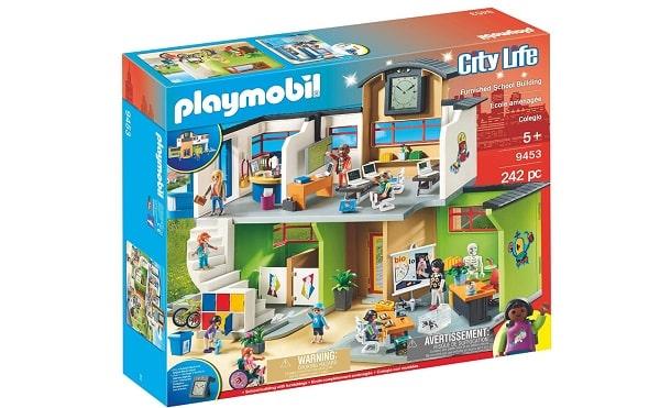 école playmobil