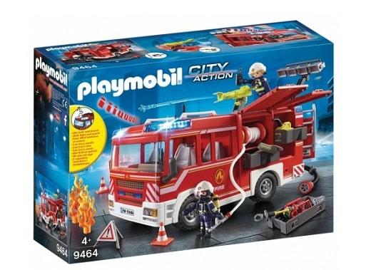 Fourgon de pompiers d'intervention - Playmobil City Action 9464