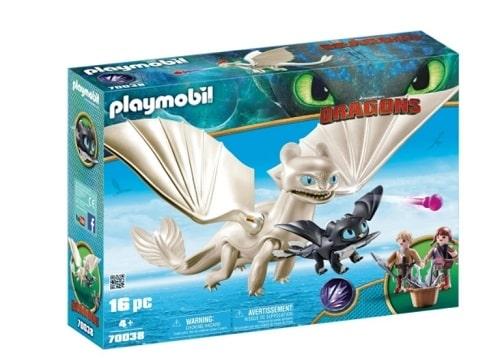 Furie éclair et bébé dragon - Playmobil 70038