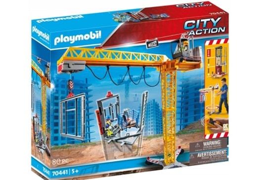 Grue radio-commandée - Playmobil 70441
