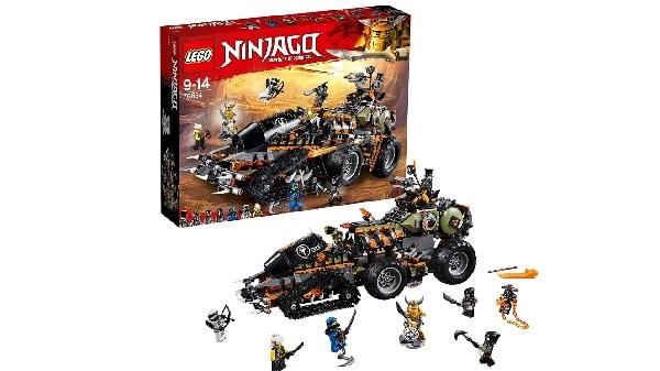 meilleur lego ninjago