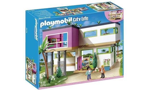 meilleure maison playmobil