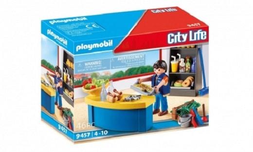 surveillant de boutique playmobil