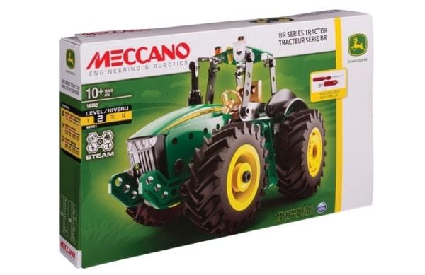 tracteur meccano john deere