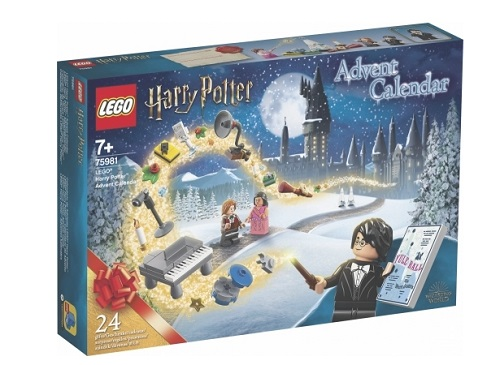 calendrier harry potter lego