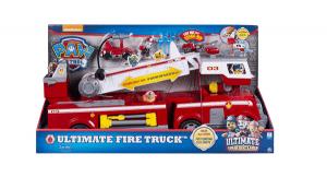 figurine camion pompier