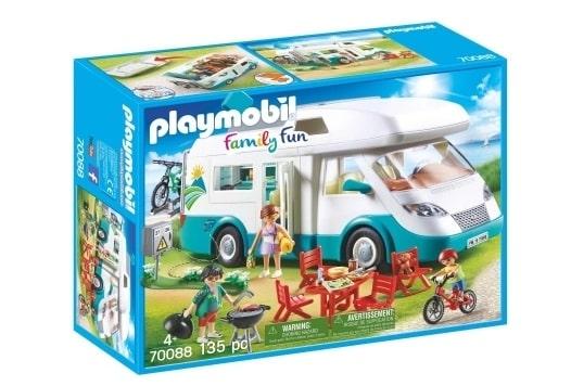 Camping-car familial - Playmobil 70088