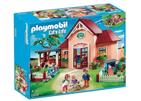 clinique veterinaire playmobil