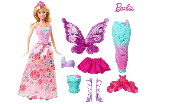 meilleure barbie princesse
