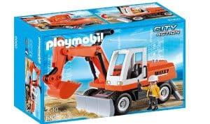 camion de chantier playmobil