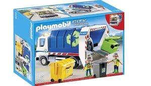 camion poubelle playmobil