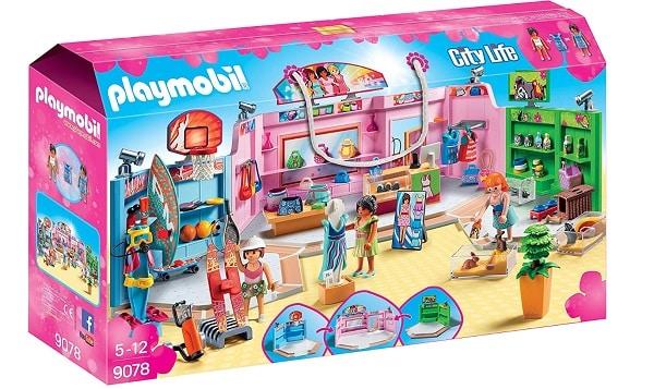 meilleur centre commercial playmobil