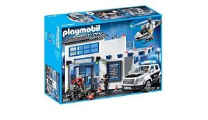 meilleure voiture police playmobil