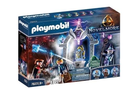 Temple du temps - Playmobil Novelmore 70223