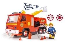 camion sam le pompier