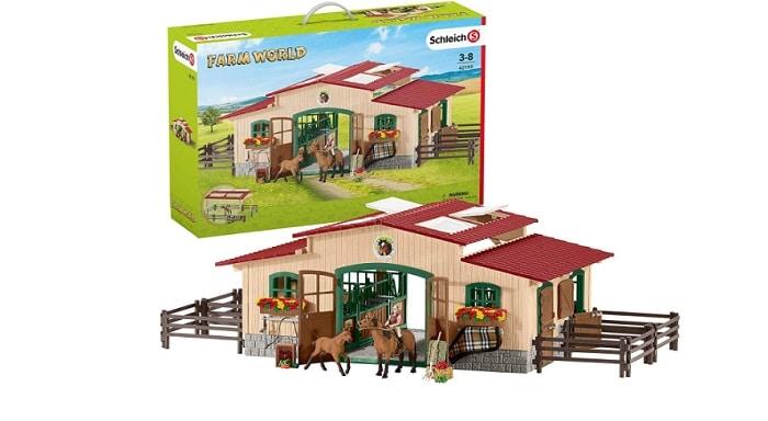 meilleur centre equestre schleich