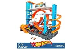 jouet circuit hot wheels
