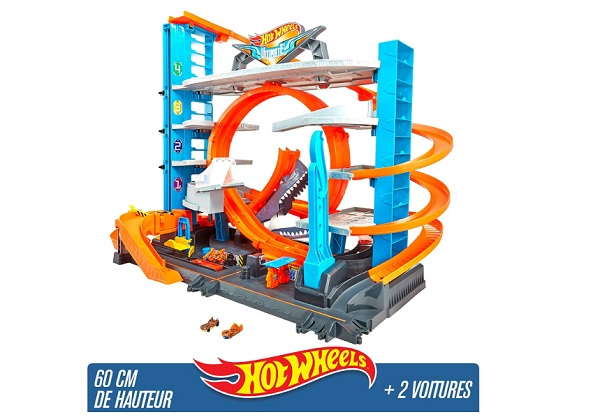meilleur circuit hot wheels