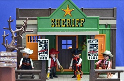 sheriff playmobil