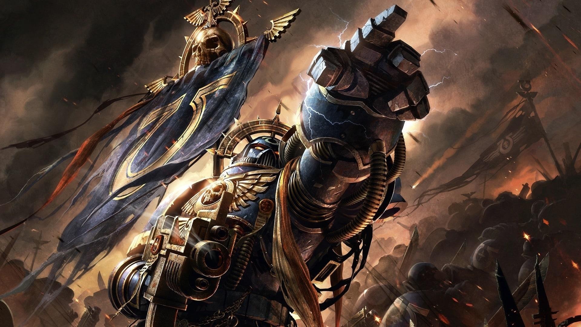 soldat warhammer