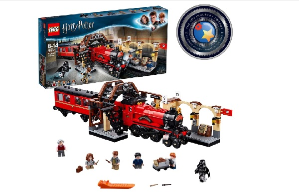 train poudlard en lego harry potter