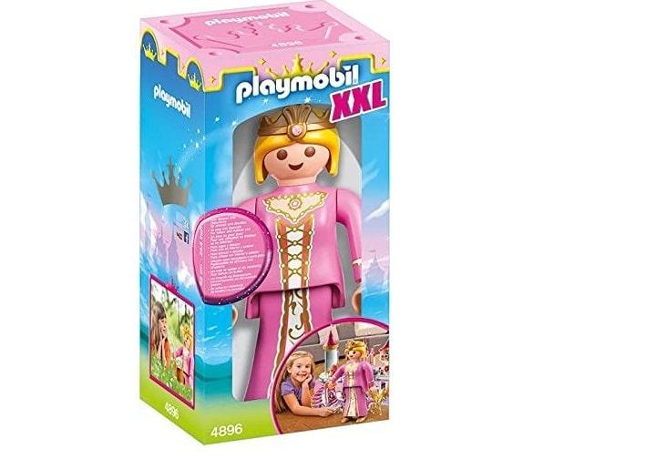 princesse rose playmobil de taille xxl