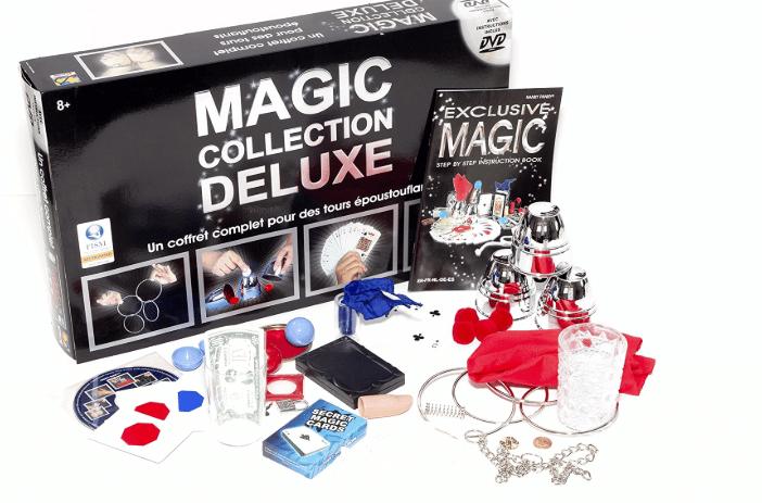 jeu de societe magie