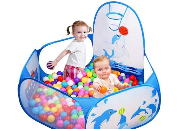 piscine à balles pour enfant