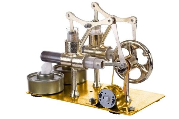 machine à vapeur modélisme