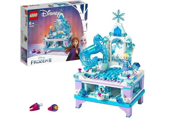 boite de lego reine des neiges