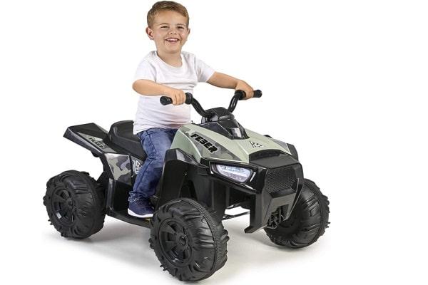 quad électrique pour enfant